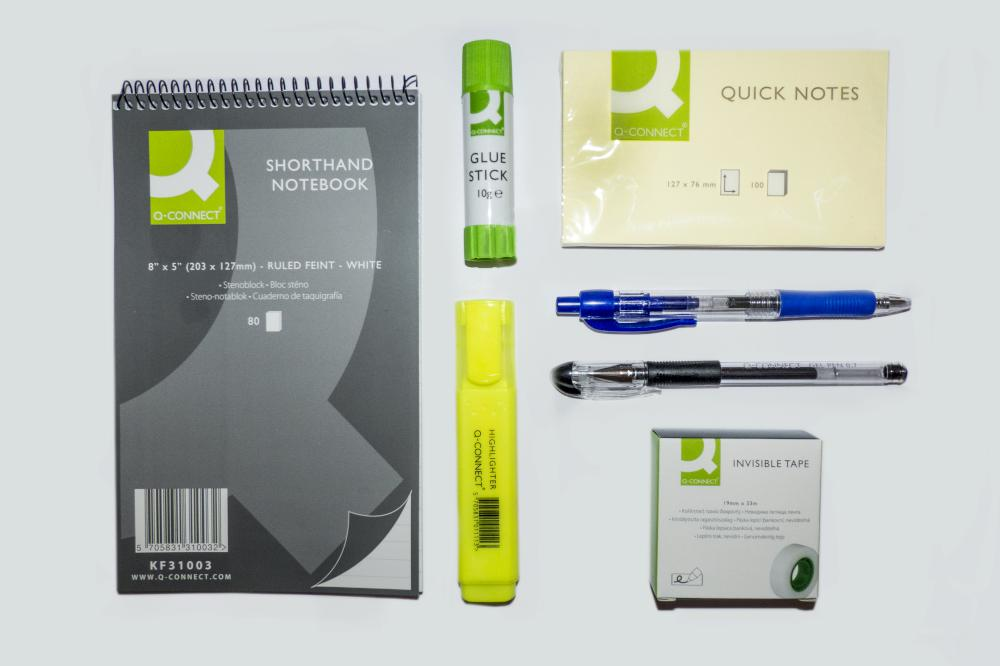 Sign up and receive your FREE stationery pack